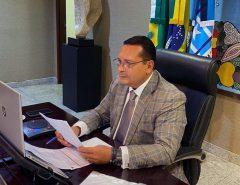 Ezequiel sugere parceria entre Governo e municípios do RN por leitos de UTI contra COVID