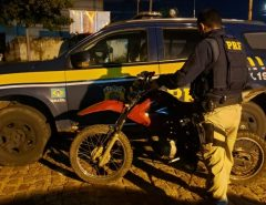 Homem é preso em São José de Mipibu/RN com motocicleta sem placa e número do chassi adulterado