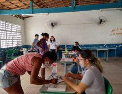 Informe Publicitário: Prefeitura distribui mais de 1 mil máscaras em comunidades rurais macaibenses