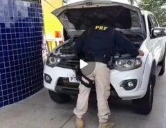 Homem é preso em São José de Mipibu/RN com veículo roubado e clonado