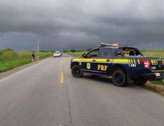 TAMOIO: PRF/RN prende 40 pessoas e recupera 21 veículos roubados e adulterados