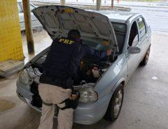 Homem é preso em São Gonçalo do Amarante/RN com documento falso e veículo roubado