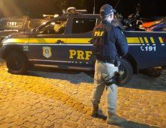 PRF prende homem em Macaíba com ciclomotor adulterado
