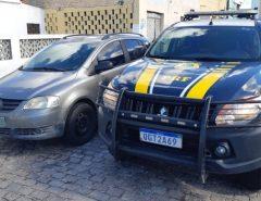 PRF prende homem em Macaíba com veículo roubado