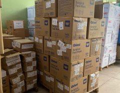 RN recebe quase 3 toneladas de EPIs enviados pelo Governo Federal