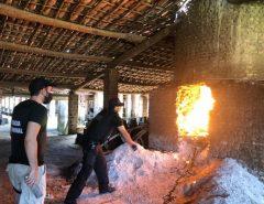 Polícia incinera mais de 850 kg de drogas em São Gonçalo do Amarante e Mossoró