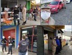 PM dando continuidade as ações da Operação Pacto Pela Vida em Macaíba