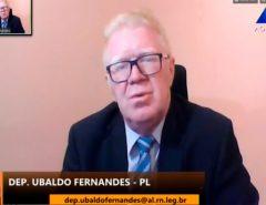 Projeto do deputado Ubaldo Fernandes é aprovado na Comissão de Finanças da AL