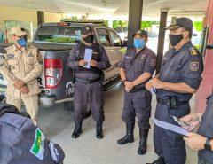Operação Pacto Pela Vida: Forças de segurança do RN iniciam operação para fiscalizar cumprimento de decretos contra à Covid-19