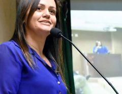Dadaia é eleita presidente da Câmara de Macaíba