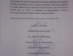 Eleição suplementar da Câmara Municipal de Macaíba