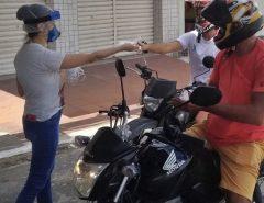Informe Publicitário: Prefeitura de Macaíba realiza mais uma blitz de contenção sanitária