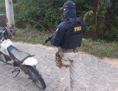 Homem é preso em Macaíba com motocicleta adulterada