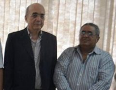 Dr. Olímpio Maciel e família manifesta o pesar pelo falecimento do vereador Gerson Lima