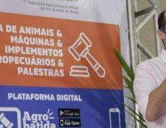 Governo realiza 1ª Exposição Agropecuária Virtual até dia 12