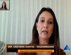 Cristiane Dantas requer atendimento para crianças e adolescentes vítimas de violência