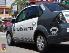 Polícia Militar detém casal em São José de Mipibú após resistir à ação policial