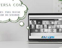 Escola Agrícola de Jundiaí realiza reuniões virtuais para tratar da saúde do servidor