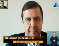 Galeno Torquato defende amplo debate da Reforma da Previdência