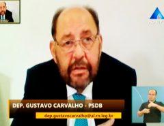 Gustavo Carvalho defende controle responsável da abertura da economia