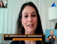 Cristiane Dantas defende novo texto para PEC da reforma da Previdência