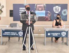 Governo do RN pode voltar a endurecer regras de isolamento, diz vice-governador sobre aglomerações