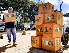Região Agreste recebe reforço da Assembleia Legislativa no combate à Covid-19