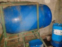 Polícia Civil apreende quase 900 litros de querosene de aviação furtados
