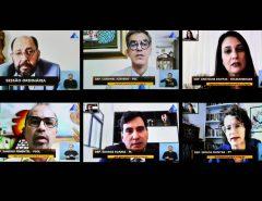 Deputados debatem sobre segurança, economia, Previdência e ações de enfrentamento à covid-19