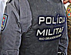 11º BPM apreende drogas e armas em São Gonçalo do Amarante/RN