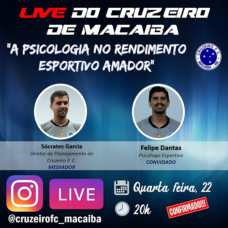 Live do Cruzeiro de Macaíba