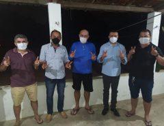 Empresários de Mangabeira, Guarapes e Barro Branco declaram apoio a Emídio Jr.