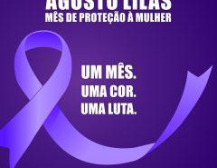 Agosto Lilás 2020 será marcado por mobilização virtual sobre prevenção da violência doméstica