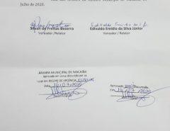 Projeto de Lei de Emídio Jr. e Silvan Freitas é aprovado por unânimidade na Câmara