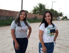 Ceyça Lima recebe apoio de empreendedoras
