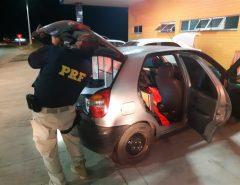 Casal é preso pela PRF com maconha e crack em Mossoró/RN