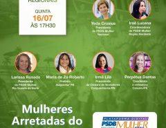 PSDB Mulher debate as cidades brasileiras e as candidaturas femininas