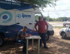 Verificação de taxímetros é retomada pelo IPEM/RN