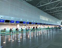 Aeroporto de Natal registra queda de 86% no fluxo de passageiros em julho