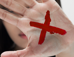 Violência contra a mulher: campanha Sinal Vermelho será lançada nesta sexta-feira (14) no RN