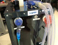 Lais desenvolve ventilador mecânico de baixo custo para uso em serviços de saúde