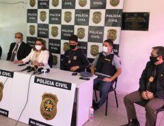 Policial militar é preso suspeito de envolvimento no caso Gabriel