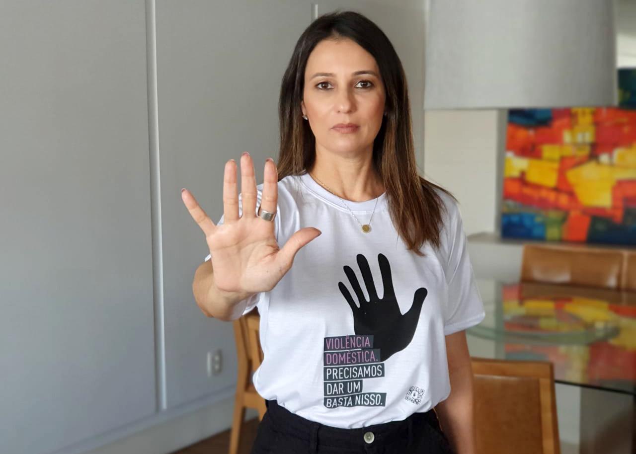 Cristiane Dantas vai debater os 14 anos da Lei Maria da Penha durante live nesta sexta-feira