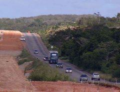 Ministério da Infraestrutura quer concluir duplicação da BR-304, em Macaíba, em 2021