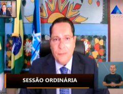 Ezequiel Ferreira propõe Frente Parlamentar de apoio à micro e pequenas empresas