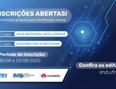 IMD oferece 90 vagas para cursos gratuitos sobre tecnologias utilizadas pela Huawei