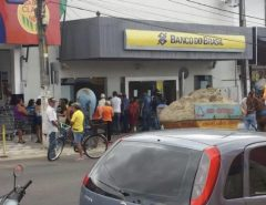 Banco do Brasil sem dinheiro