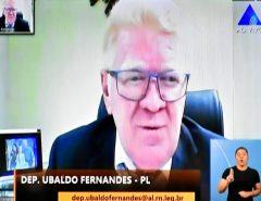 Ubaldo lamenta marca de 100 mil vítimas da Covid-19 no Brasil