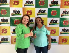 Niriany Costa confirma sua pré-candidatura e apoio à Marília Dias