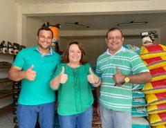 Célio Maia Júnior declara apoio às pré-candidaturas de Marília Dias e Igor Targino